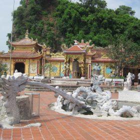 Nam Định - Chùa Dư Hàng - Đền Bà Đế - Biệt Thự Bảo Đại 1 Ngày