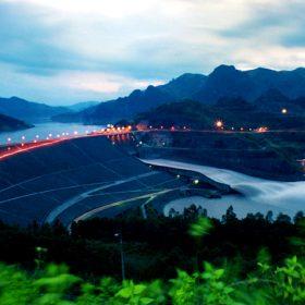 Nam Định - Đền Thác Bờ - Thủy Điện Hòa Bình 1 Ngày